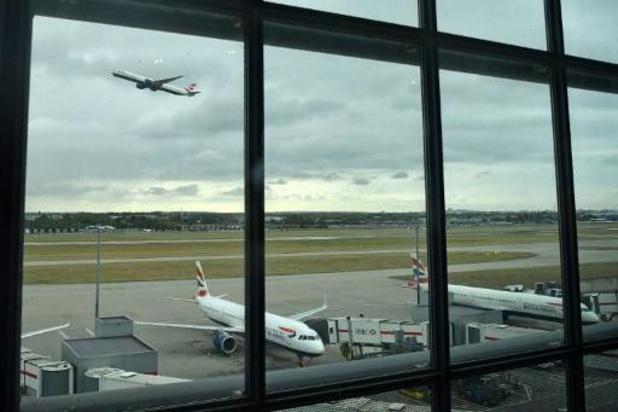 Poging om Heathrow Airport te blokkeren met drones is van korte duur