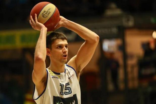 Coupe de Belgique de basket (m) - Alost confirme sa place en quart de finale