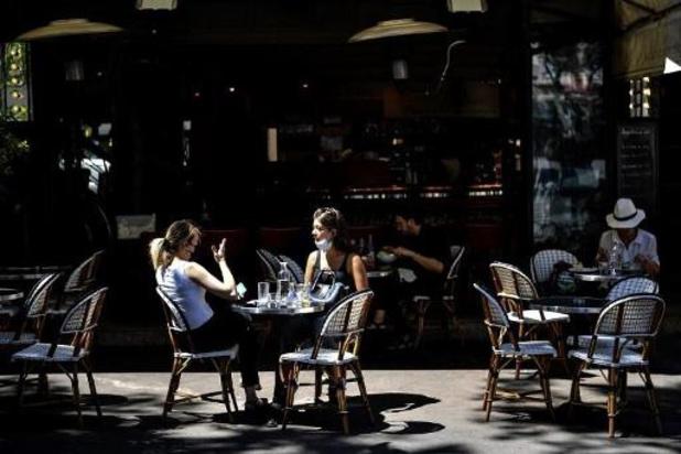 'Franse economie krimpt dit jaar met tien procent'