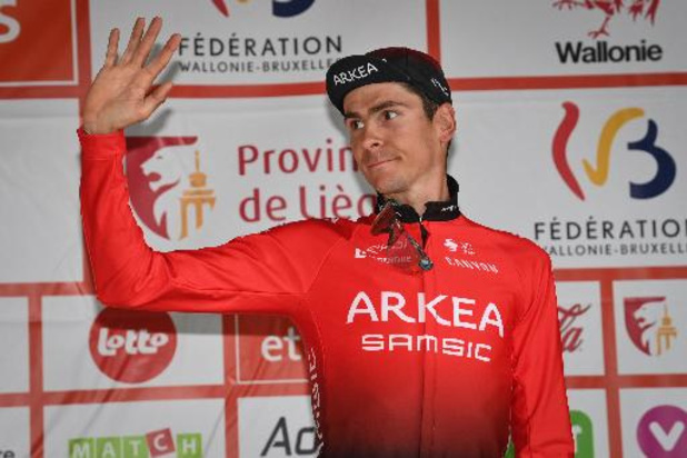 """Grand Prix de Wallonie - Warren Barguil, 2e à Namur: """"Une course qui me correspond bien"""""""