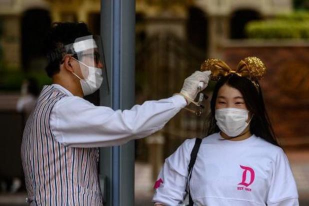 Le bilan de la pandémie dans le monde à 21H00
