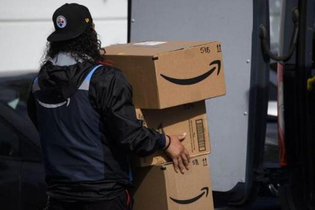 Amazon installe des caméras de surveillance dans ses véhicules de livraison