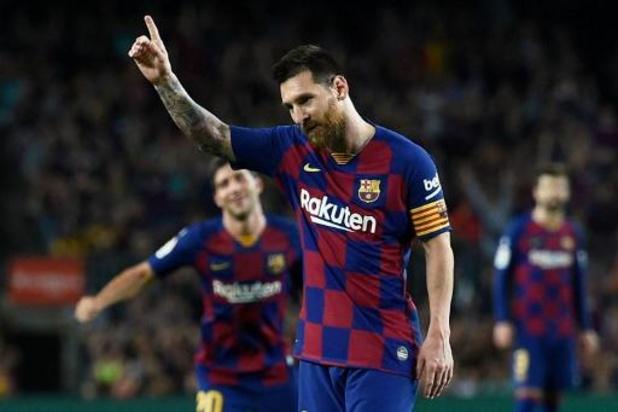 Problemen met fiscus deden Messi twijfelen over toekomst bij Barça