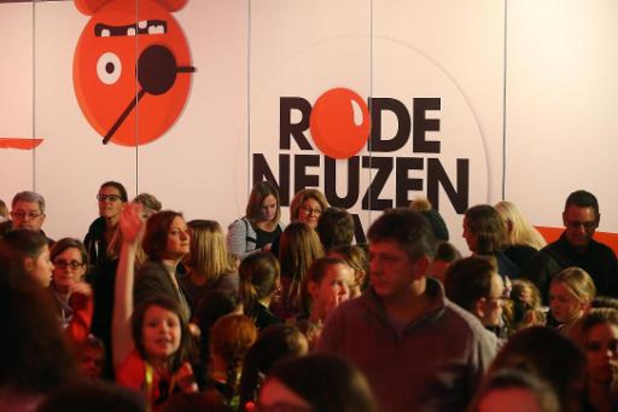 Rode Neuzen Dag - Apotheose van benefietactie VTM, HLN en Q-Music vindt vrijdagavond plaats