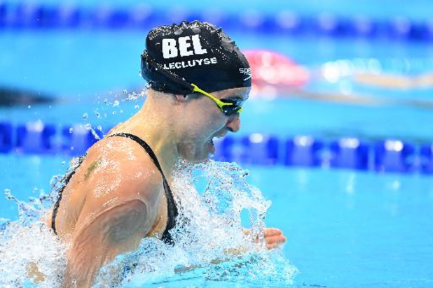 OS 2020 - Fanny Lecluyse wordt 8e in 200m schoolslag, Schoenmaker pakt titel in nieuw wereldrecord
