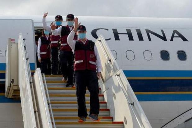 Toutes les personnes arrivant à Pékin depuis l'étranger seront soumises à des tests
