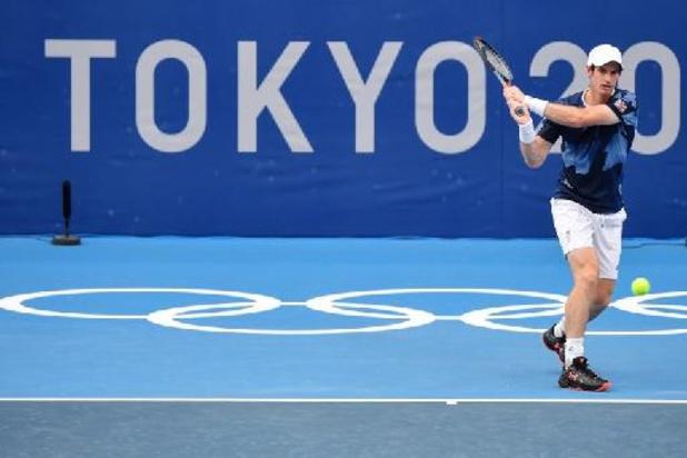 JO 2020 - Andy Murray, double champion olympique de tennis, renonce au simple