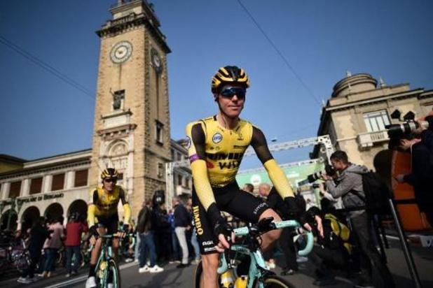 Giro - Kruijswijk als kopman van Jumbo-Visma naar Giro, Laurens De Plus niet in selectie