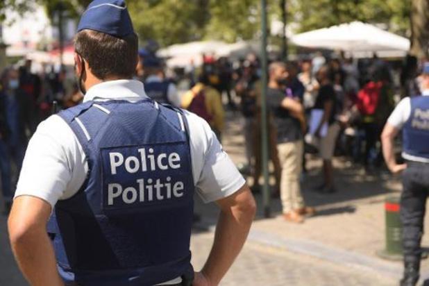 Vlaamse Jeugdraad: politie filmen bij geweld
