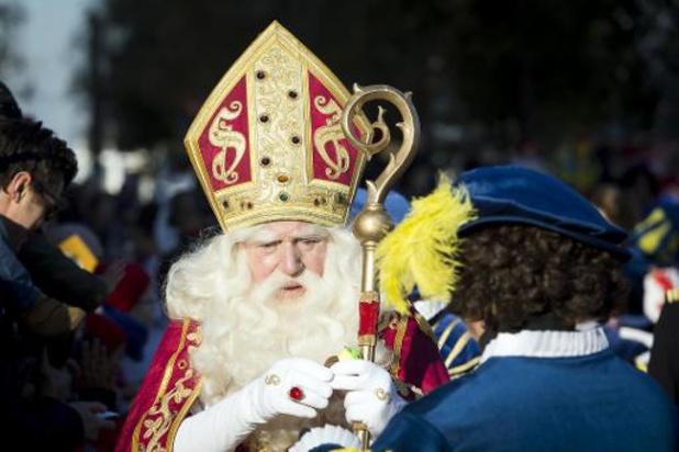 """Saint-Nicolas a débarqué à Anvers: """"Tous les enfants ont été sages"""""""
