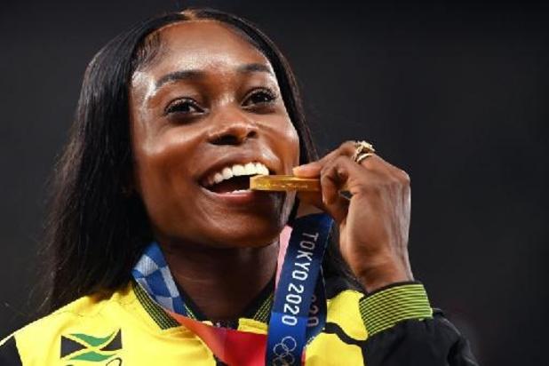 Ligue de Diamant - Elaine Thompson-Herah court le 2e 100m le plus rapide de l'histoire à Eugène