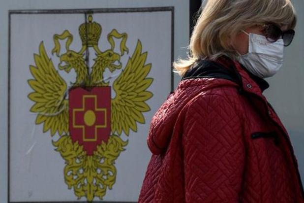 Voor vierde dag meer dan 10.000 nieuwe besmettingen in Rusland