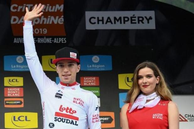 Ronde van Polen eert Bjorg Lambrecht met speciaal jongerenklassement
