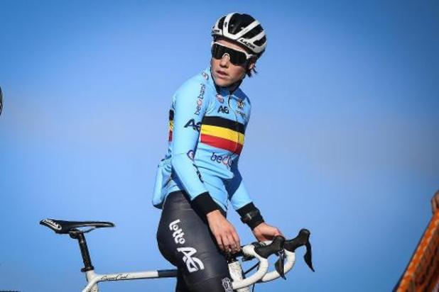 Mondiaux de cyclocross - Sanne Cant remet son titre en jeu face au bloc néerlandais