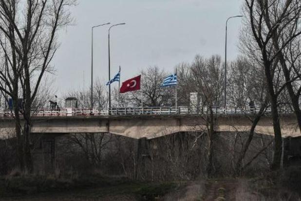 Opnieuw rellen aan Grieks-Turkse grens