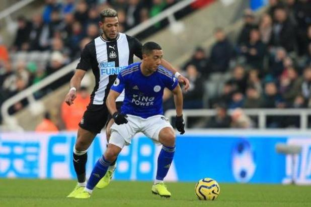 Belgen in het buitenland - Tielemans en Leicester City halen stevig uit in Newcastle