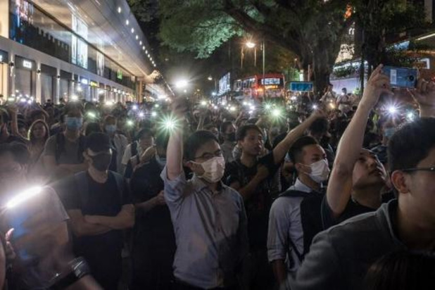 Minstens vier gewonden bij mesaanval in Hongkong