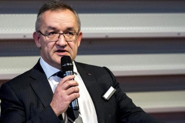 Jean-Paul Van Avermaet nouveau CEO de bpost