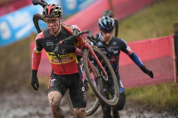 Championnats de cyclocross : Laurens Sweeck se donne peu de chances de signer le doublé
