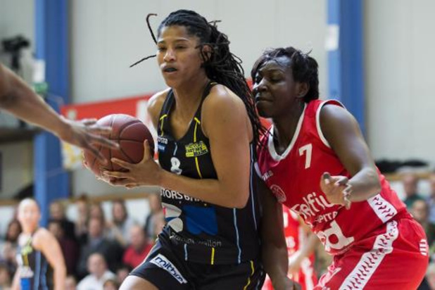 Euroligue basket (d) - Castors Braine privé de Celeste Trahan-Davis, blessée au doigt, pendant six semaines