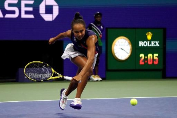 US Open - Leylah Fernandez écarte Aryna Sabalenka et décroche son ticket pour la finale