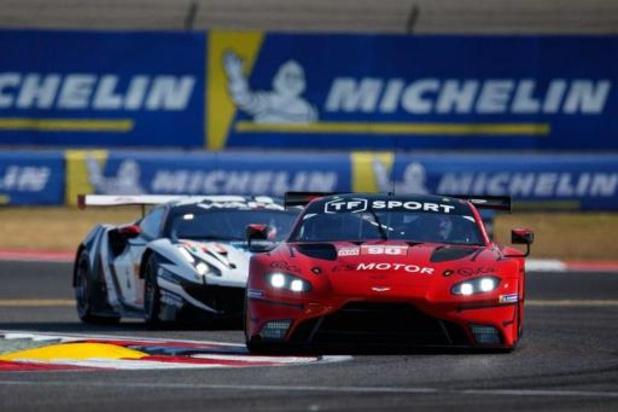 Zes Uren van Spa-Francorchamps: Rebellion pakt de pole, Maxime Martin tweede in GTE-Pro
