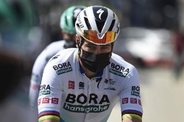 Sagan spurt naar zege in voorlaatste rit van Ronde van Catalonië