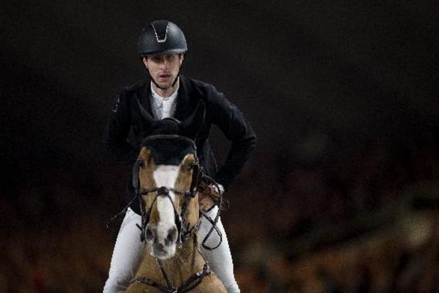 CSI5-jumping Saint-Tropez - Ook Pieter Devos lost rol richting Olympische Spelen niet