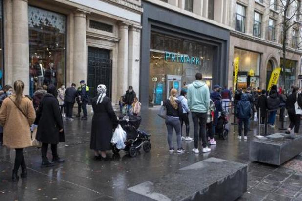 Geen grote incidenten gemeld tijdens omstreden Antwerpse koopzondag