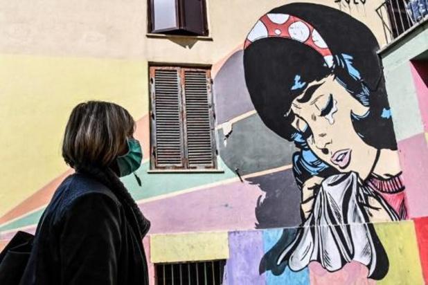 Dodentol in Italië stijgt met 525