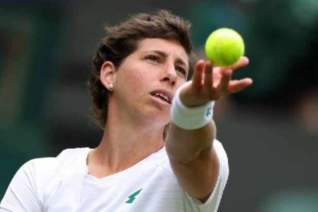 US Open - Carla Suarez Navarro fait ses adieux sous les applaudissements du public
