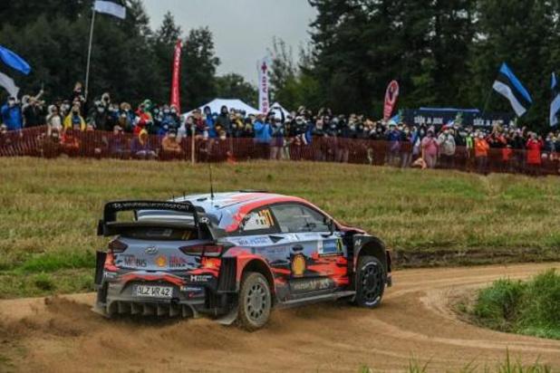 WRC: Thierry Neuville contraint à l'abandon
