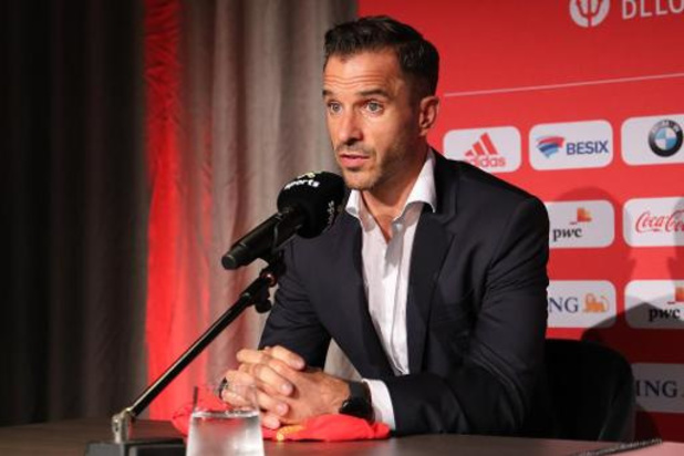 Nouvelle identité visuelle pour l'Union belge de football