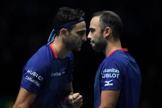 Cabal et Farah, futurs adversaires de la Belgique, battus aux portes de la finale