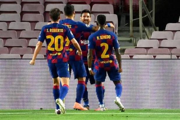 Ligue des Champions - Qualifiés aisément, le FC Barcelone et le Bayern Munich se donnent rendez-vous en quarts