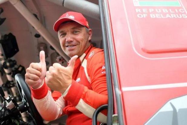 Wit-Rus Viazovich wint proloog bij vrachtwagens