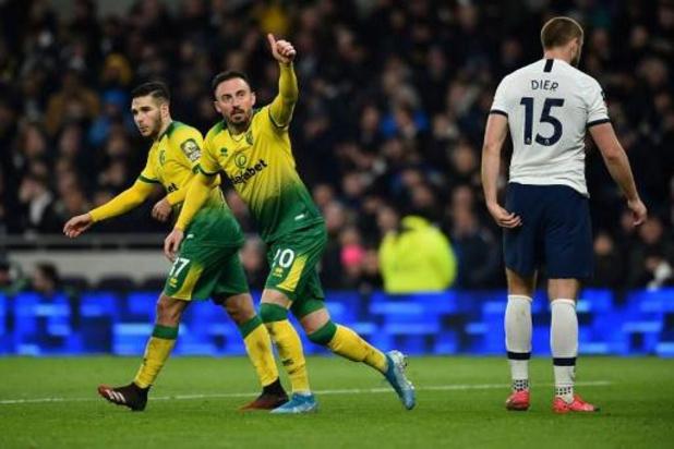 Premier League: Spurs-middenvelder Eric Dier krijgt vier speeldagen schorsing na aanval op fan