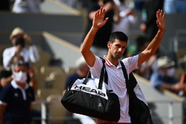 Djokovic se fait peur mais fait craquer Musetti et retrouve les quarts de finale