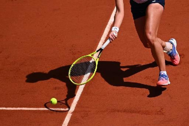 Kimberley Zimmermann se hisse en finale du double d'un tournoi WTA pour la première fois