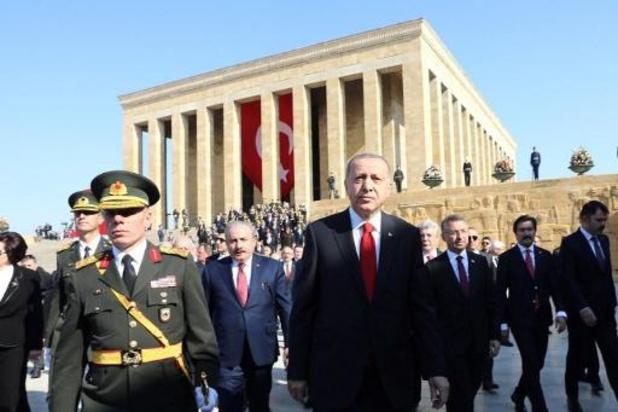 """""""Génocide arménien"""": la reconnaissance américaine n'a """"aucune valeur"""", déclare Erdogan"""