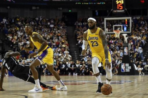 Titelverdediger LA Lakers uitgeschakeld in eerste ronde play-offs