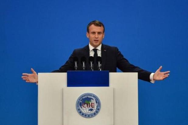 """La France """"regrette"""" l'officialisation par les USA de leur sortie de l'accord de Paris"""