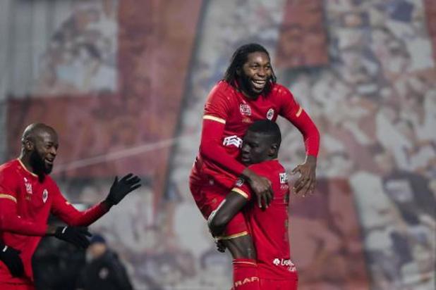 Croky Cup - Antwerp plaatst zich na strafschopwinst in thriller tegen KRC Genk voor kwartfinales