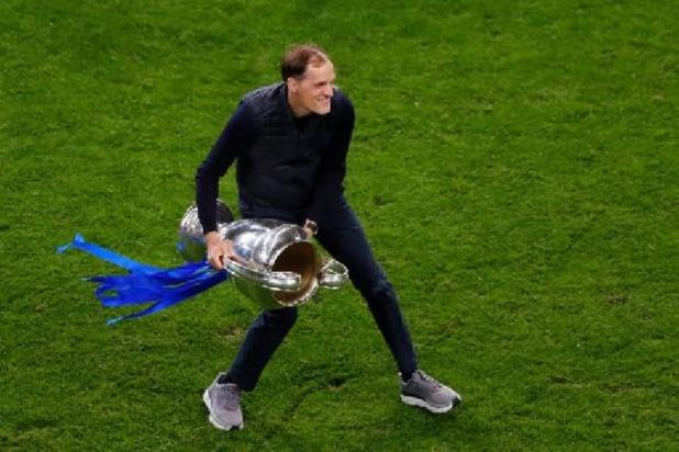 Thomas Tuchel prolonge jusqu'en 2024 à Chelsea