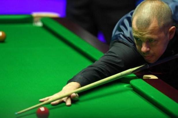 UK Championship snooker: Barry Hawkins pot 147 maximum weg