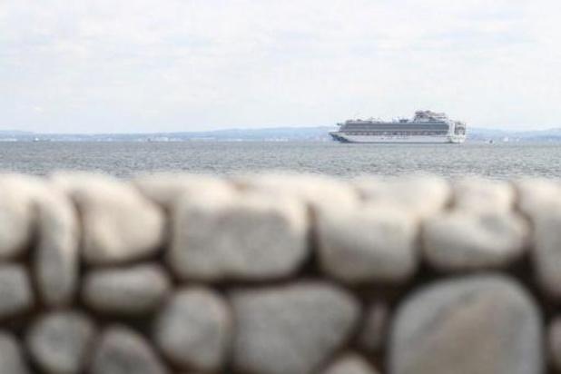 Coronavirus - Zo'n 3.700 personen zitten in quarantaine aan boord van Japans cruiseschip