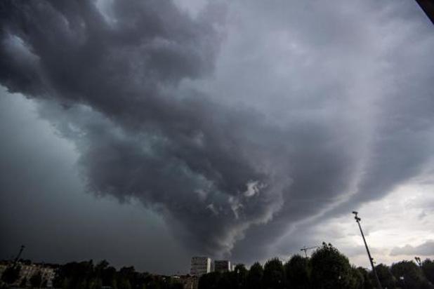 Les nuages viennent assombrir le week-end