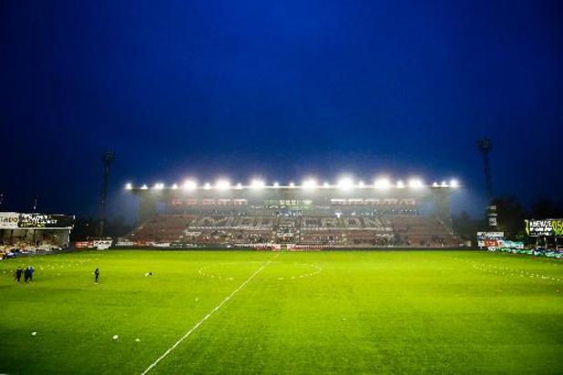 Jupiler Pro League - Moeskroen grijpt opnieuw naast proflicentie