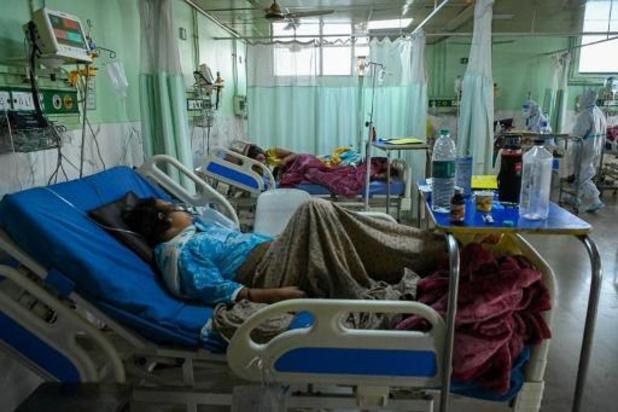 Bijna 4.000 overlijdens op 24 uur in India