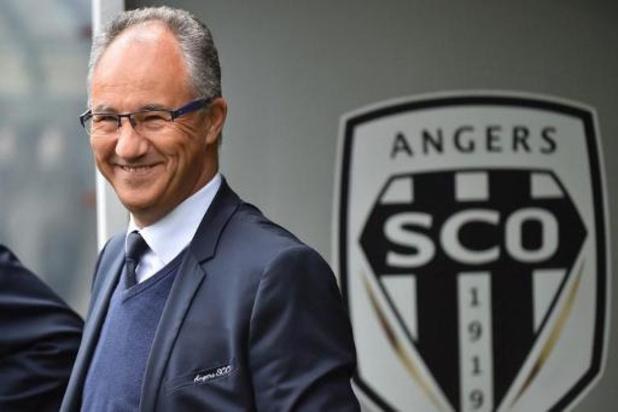 Le président d'Angers placé en garde à vue pour agressions sexuelles aggravées